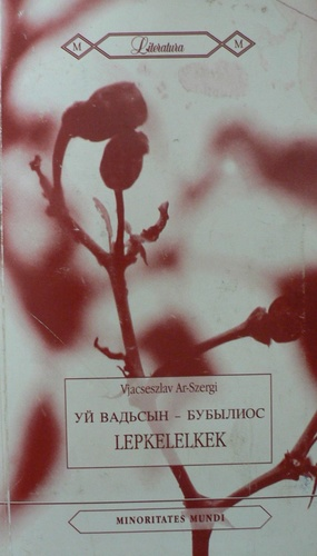 ar-szergi könyve lepkelelkek