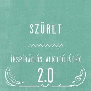 szüret 2.0 logo