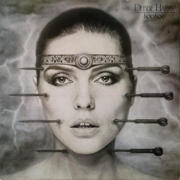 Lemezborító Debbie Harrynek
