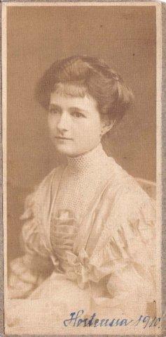 Tenzi, 1910