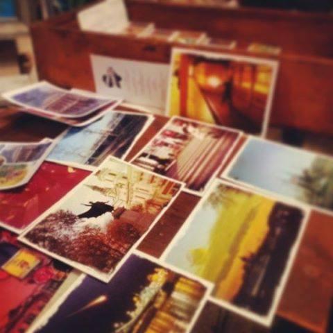 'Alternative Budapest' card megszerezhető a Szimpla Design Shopban is