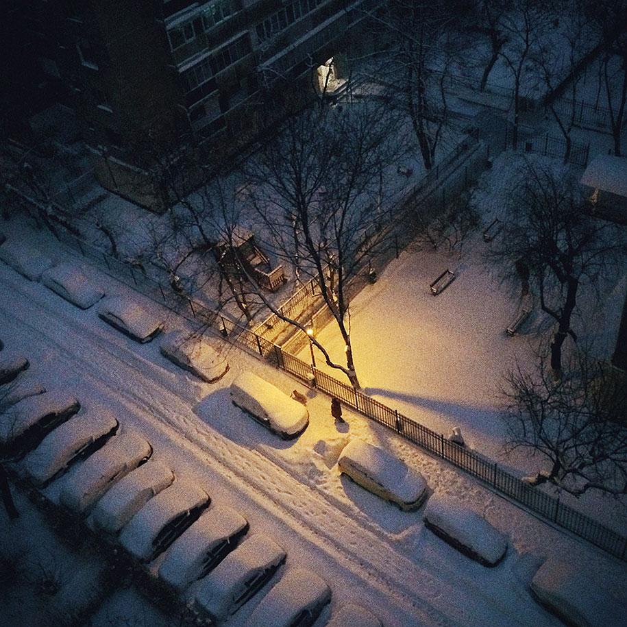 DRAGOS BARDAC, Bucharest, Romania, 2nd Place – Seasons