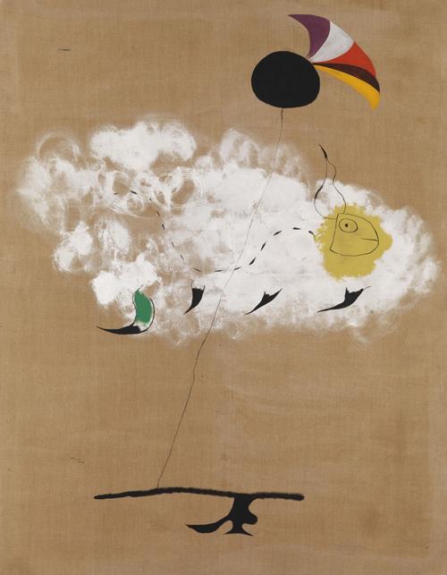 Miró Joan Spanyol Táncos, 1932.