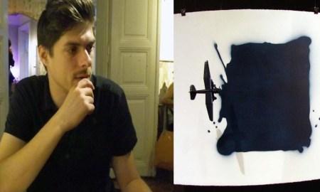 Boros Mátyás háromdimenziós rajzait kerülgettük - interjú