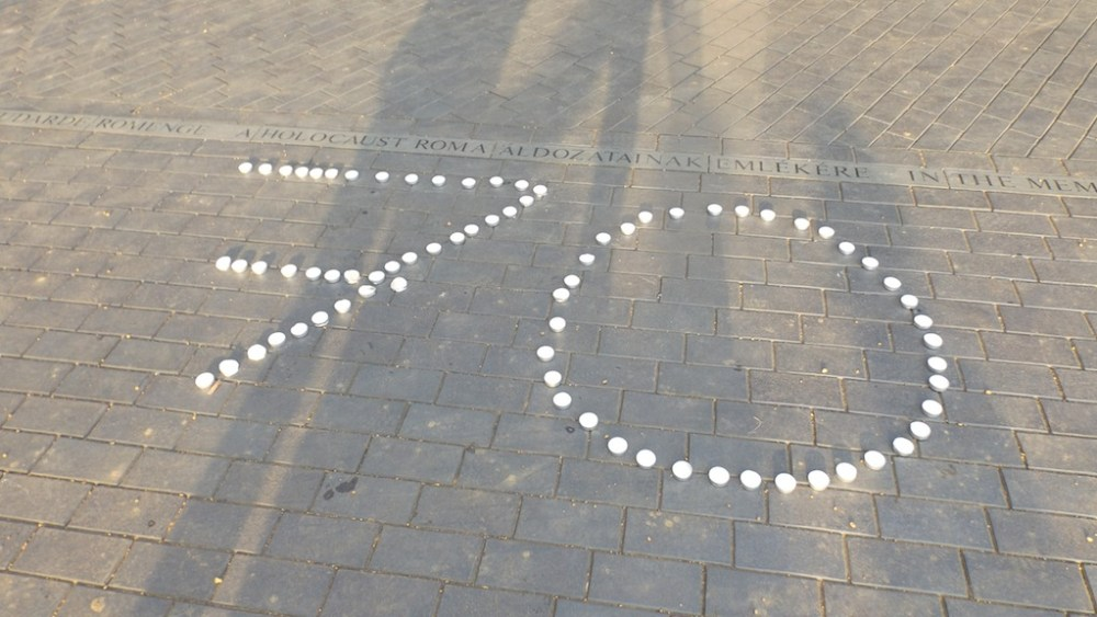 Fotó: Benedek Leila holokauszt