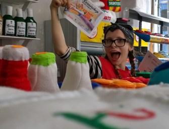 Szuperérzékeny, komplex élmény az ehetetlen cuccokat áruló bolt