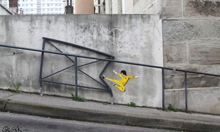 Párizs legötletesebb street art munkái - Fotók