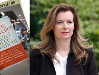 Megdöntötte az eladási rekordokat Valérie Trierweiler könyve