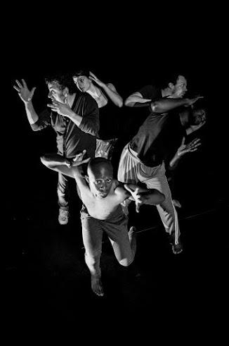 A tánc, ami a földről szól - dél-afrika