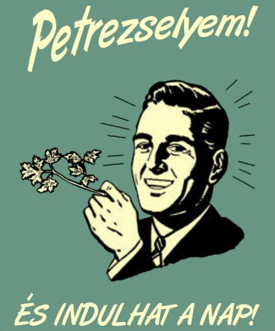 A petrezselyem gyógyítja a tüdőrákot