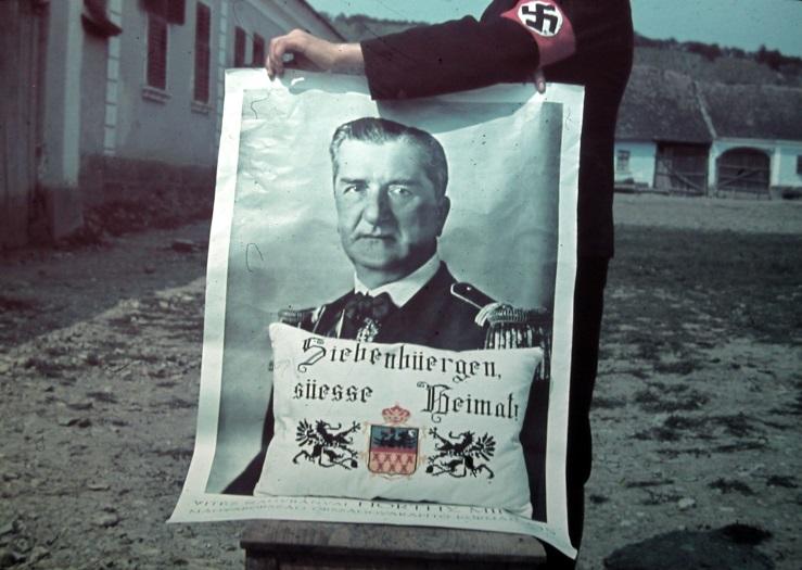 Horthy Erdélyben, 1940 (fortepan.hu)