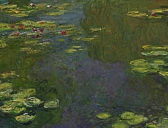 Monet több száz festményét semmisítette meg dühében
