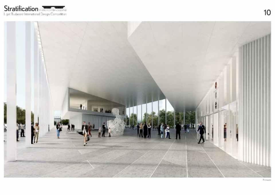 Néprajzi Múzeum. MTI Fotó - Vallet de Martinis DIID Architectes 2