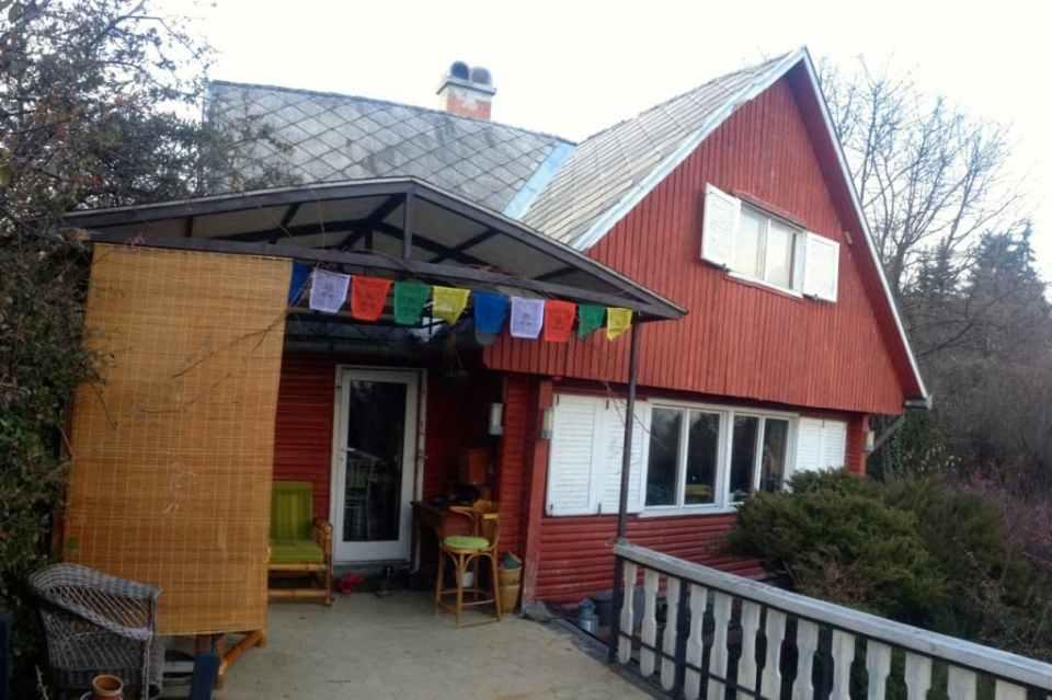 A szentendrei ház, Fotó: Weiner Sennyey Tibor
