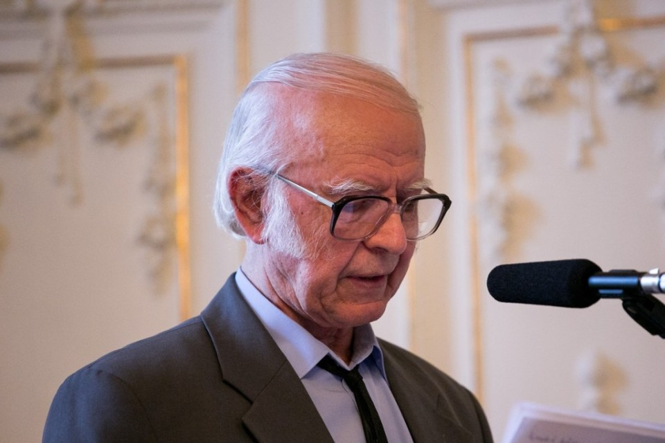 Tőzsér Árpád, Fotó: kulter.hu
