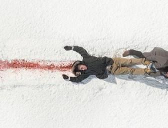 Hullik a hó, folyik a vér