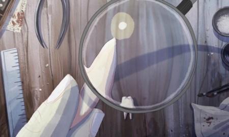 Kép Tom Brown Teeth című animációjából