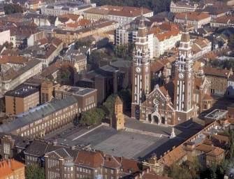 Katedrális néven luxuséttermet nyit a püspökség a szegedi Dóm tér alatt
