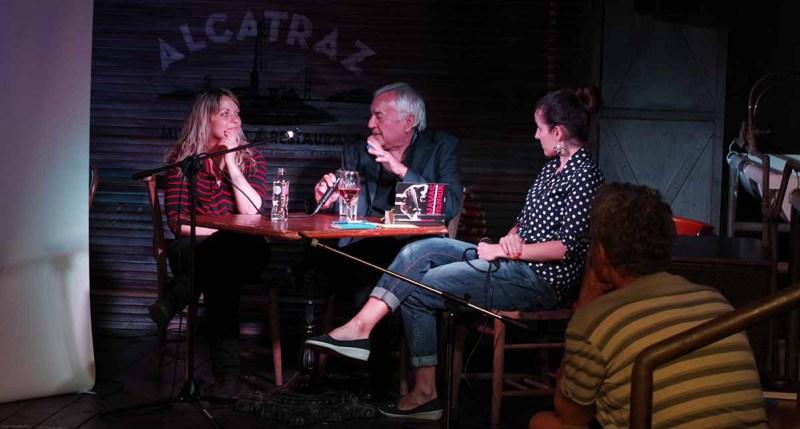 Beszélgetés Havas Henrik legújabb könyvéről és a magyar igazságszolgáltatásról az Alcatraz Klubban - a szerző fotója