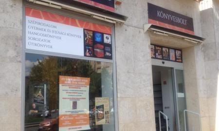 móricz Zsigmond könyvesbolt