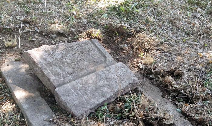 gödöllői zsidó ótemető