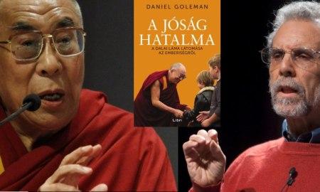 aniel goleman dalai lama