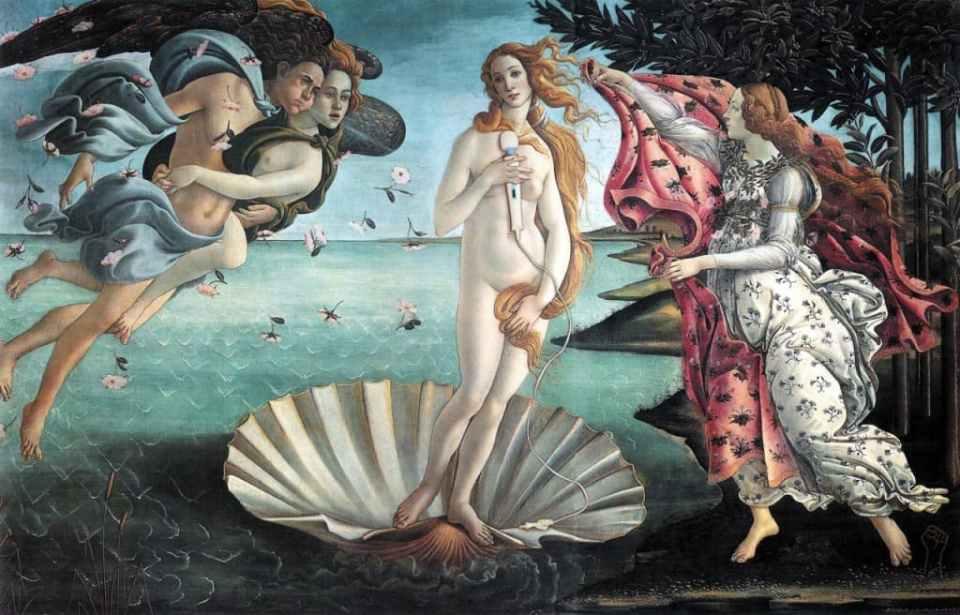vénusz botticelli