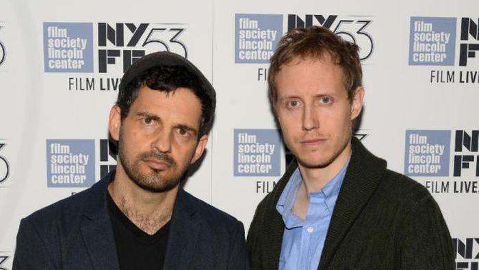 Röhrig Géza és Nemes Jeles László a New York-i filmfesztiválon (fotó: Andrew Toth)