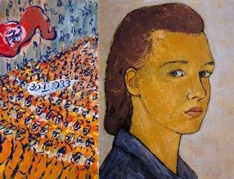 Gázkamrában ölték meg a 26 éves, terhes festőnőt, Charlotte Salomont