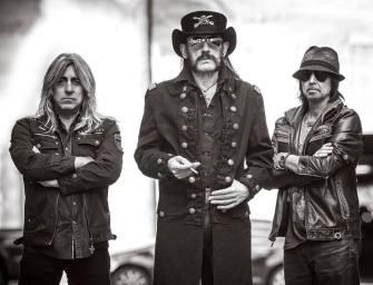 Lemmy a Motörhead zenéjében pörög tovább