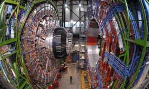 Nagy Hadronütköztető