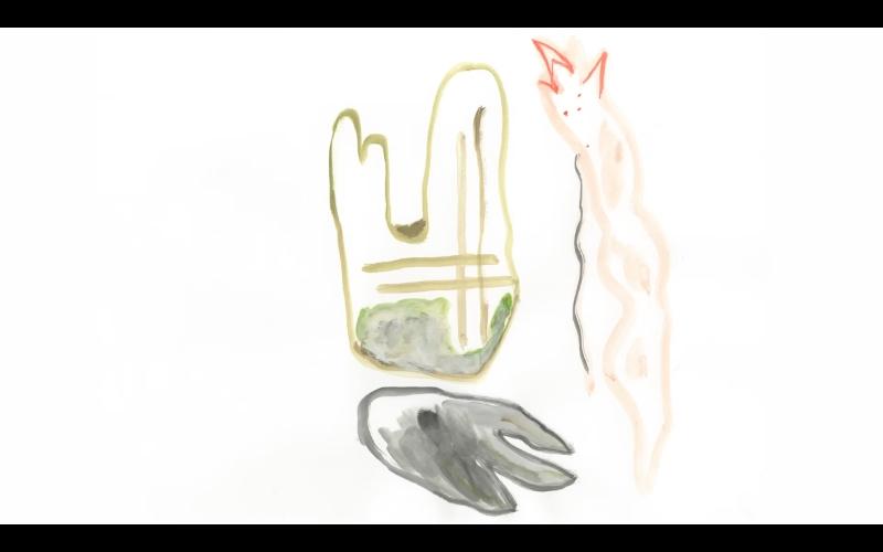 Egy kép a vízfesték animációból