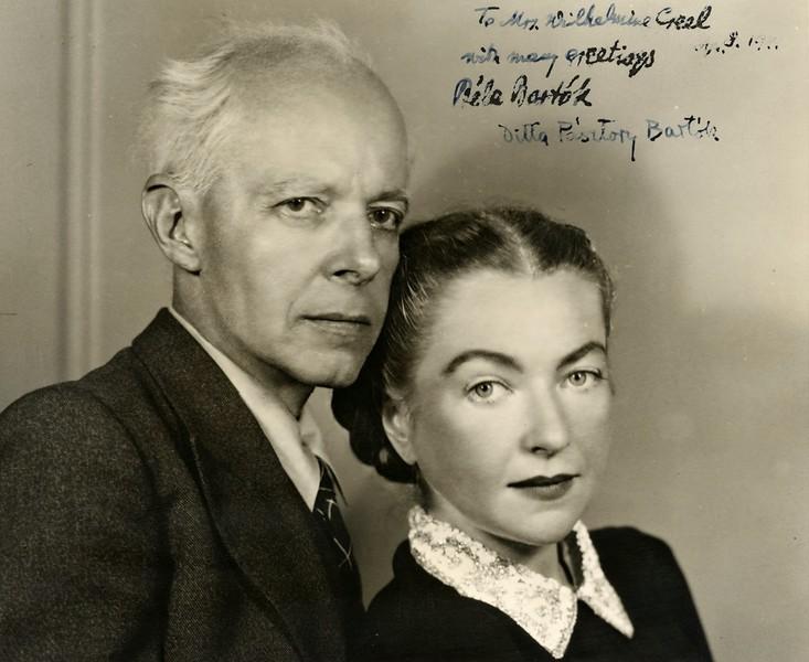 Második feleségével, Pásztory Dittával (Fotó: Archívum)