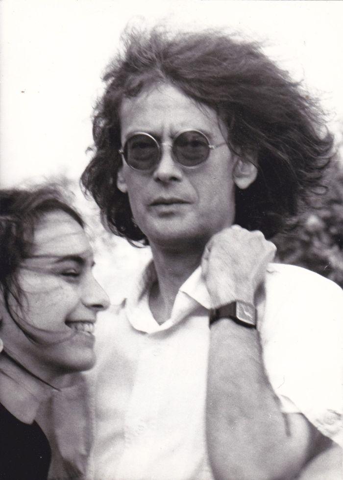 Podonyi Hedvig és Fodor Ákos (fotó: Díner Tamás)