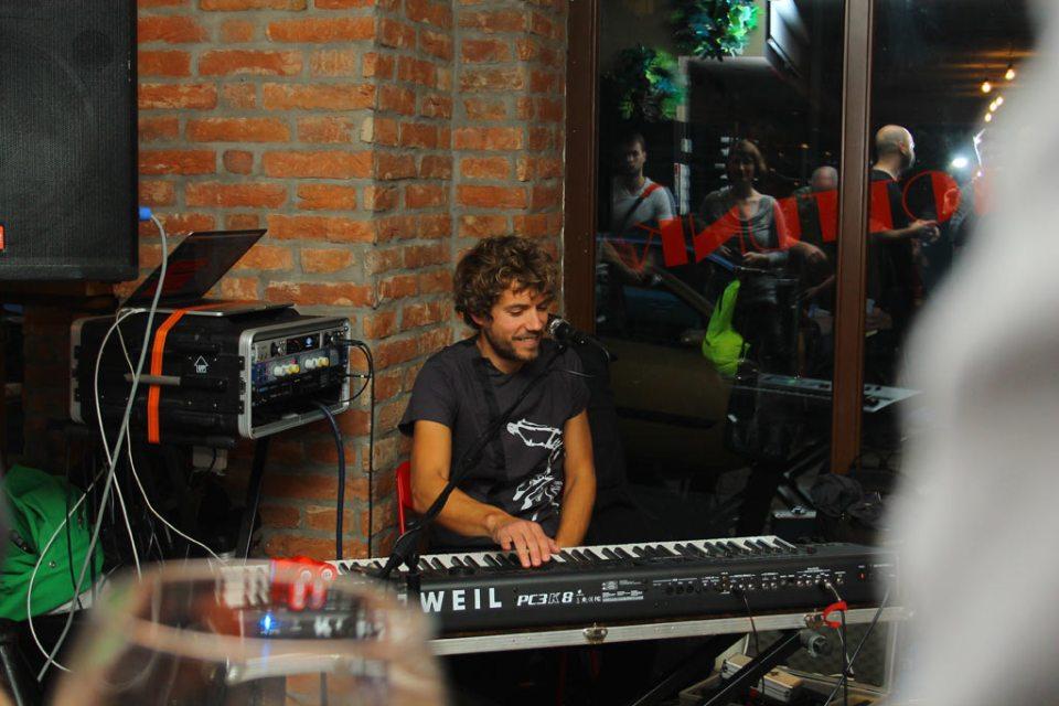 A Kolin-koncert. Fotó: Weiler Márk