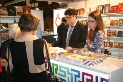 varsói könyvvásár