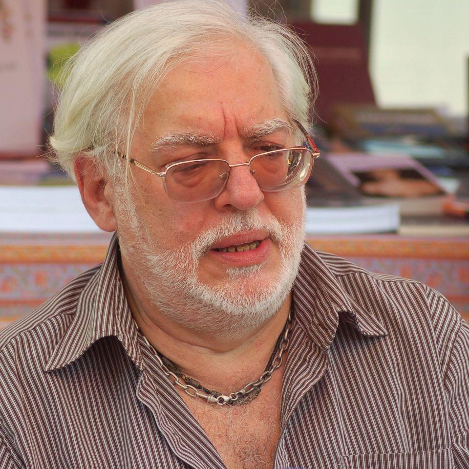 Verebes István (fotó: Báthory Péter)