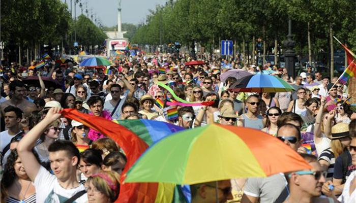 Forrás: a Budapest Pride Facebook-oldala
