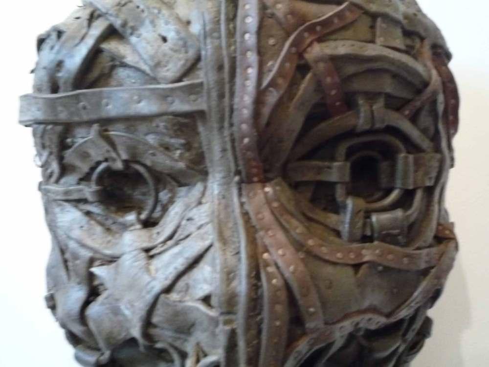 Maschera-Fragmenta-részlet