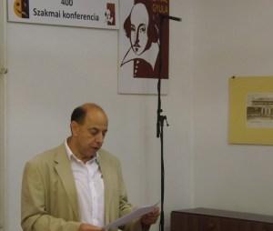Nagy András író, drámaíró