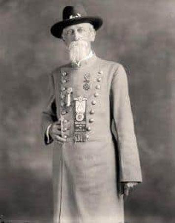 konföderációs veterán