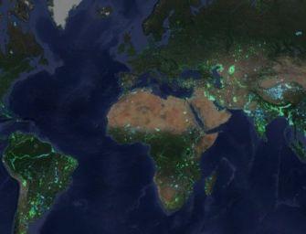 Meglepő adatokkal szolgált a szárazföld és vízfelület arányának változása