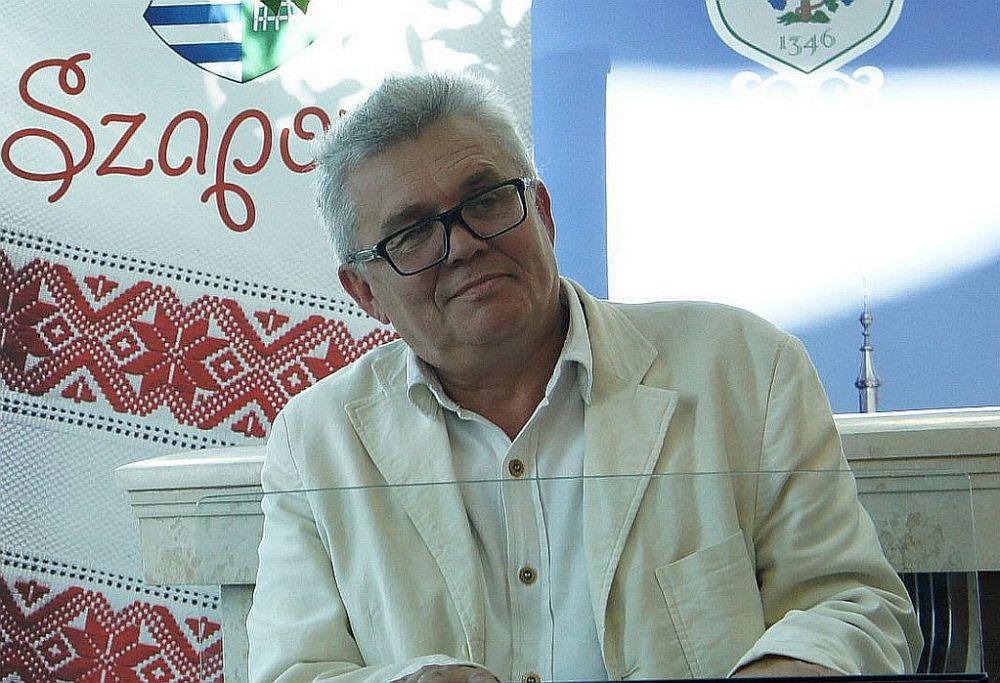 Márta István (fotó: Lantai József)
