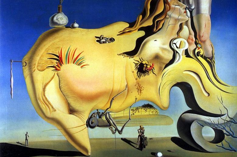 Salvador Dali: Le Grand Masturbateur