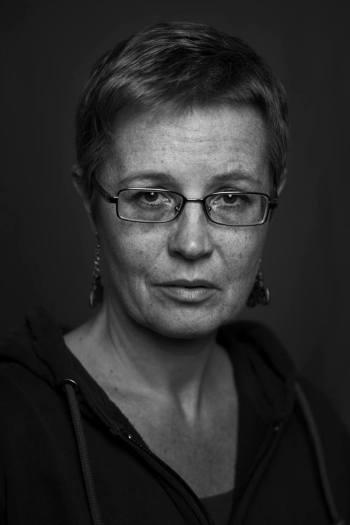 Selyem Zsuzsa, Déri Miklós felvétele.