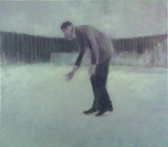 Hitler without his dog, 150x170 cm