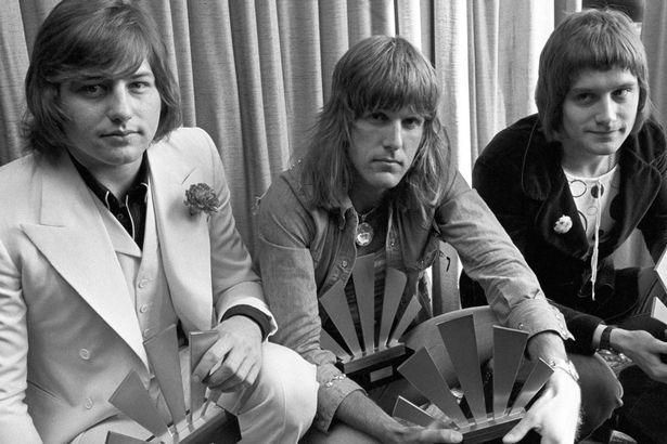 Greg Lake, Keith Emerson and Carl Palmer (Photo: PA)