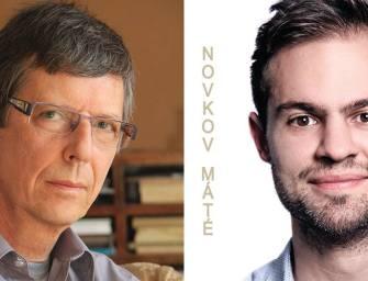 Várady Szabolcs – Novkov Máté: Vijjogni, mint a vércse – Élő költők társasága 6.