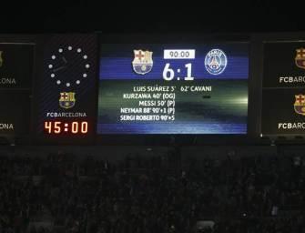 Szerinte elcsalták a Barca-meccset