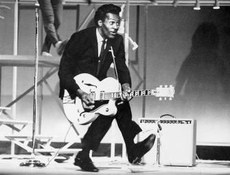 Elhunyt a rock and roll atyja, Chuck Berry